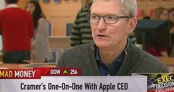 """CEO Apple – Tim Cook nói gì giữa """"tâm bão""""?"""