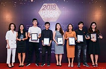 Editors Choice 2018: Nghe Nhìn Việt Nam vinh danh 19 sản phẩm hi-end, 7 sản phẩm hi-tech