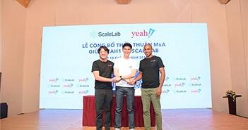 Yeah1 Group mua ScaleLab - một trong những mạng lưới YouTube đa kênh hàng đầu thế giới