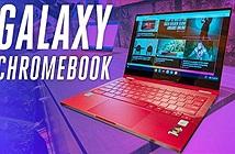 Samsung trình làng Galaxy Chromebook, thông số cực thu hút