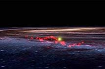 Cấu trúc khí lượn sóng trong dải Ngân Hà