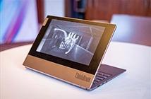 Lenovo ThinkBook Plus: laptop 2 màn hình e-ink, pin 10 tiếng, giá từ 1.200 USD