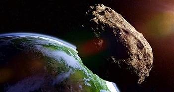 Thiên thạch khổng lồ sắp bay sát Trái Đất