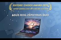 Editors Choice Awards 2020: Laptop gaming cao cấp xuất sắc nhất của năm - ASUS ROG Zephyrus Duo