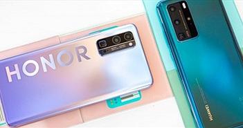 Honor phát triển điện thoại 5G với chipset Qualcomm