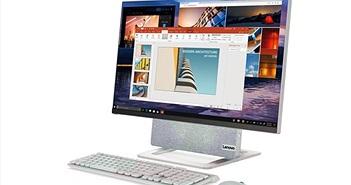 Lenovo ra mắt Yoga AIO 7: máy tính AIO màn hình xoay, Ryzen 7 4800H, RTX 2060, giá từ 1599 USD