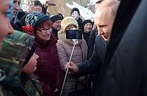 Tổng thống Nga Vladimir Putin: Tôi không có điện thoại thông minh