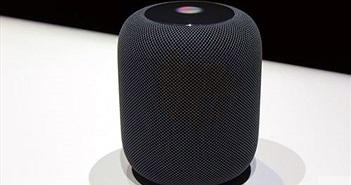 Làm hỏng loa Apple HomePod, chỉ có nước mua mới
