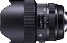 Sigma ra mắt ống kính siêu rộng cao cấp 14 - 24mm f2.8 ART