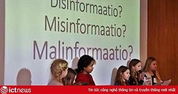 Phần Lan dạy trẻ em đối phó với tin giả ngay từ bậc tiểu học như thế nào?