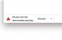 Google Chrome 83 sẽ chặn bạn tải một số tập tin qua giao thức Http không mã hóa