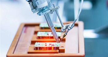 Ngành công nghiệp chip ghi nhận doanh số tồi tệ nhất kể từ khi vỡ bong bóng dot-com