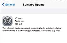 Đã có iOS 8.2, mời các bạn cập nhật