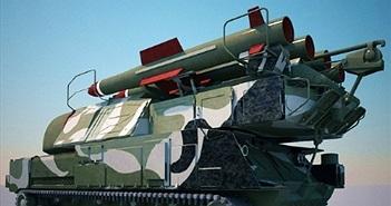 2016: Hệ thống tên lửa Buk-M3 Nga sẵn sàng trực chiến