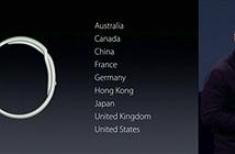 Apple Watch vàng 18K có giá từ 10.000 USD