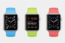 Apple Watch bán ra ngày 24/4, giá từ 349 đến hơn 10.000 USD
