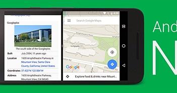 Android N ra mắt: đa nhiệm chia màn hình, video PiP, trả lời từ notification, tiết kiệm pin và RAM..