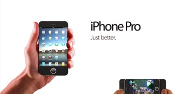 iPhone Pro màn hình OLED 5.8 inch tiếp tục hé lộ