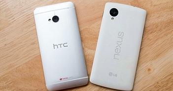HTC sẽ đi chung con đường với Google trong 3 năm tới?