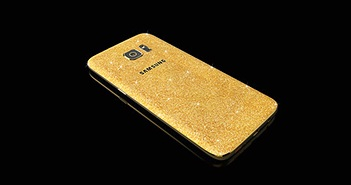 Galaxy S7 Edge mạ vàng 24K giá 73 triệu