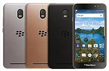 NÓNG: BlackBerry Aurora sở hữu sim kép chính thức trình diện