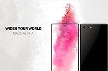 Maze ra mắt smartphone mới, viền màn hình cực mỏng