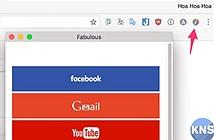 Mẹo thay đổi giao diện Facebook độc đáo