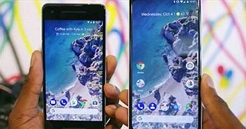 Tại sao Google không thể quay lưng với notch trên Pixel 3