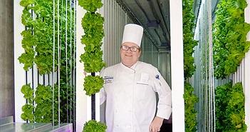"""""""Nông dân kiểu mới"""" có thể trồng được 4 tấn nông sản/năm mà không cần ánh sáng mặt trời"""