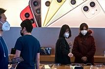 Doanh số iPhone tháng 2 tại Trung Quốc giảm 60% so với năm ngoái
