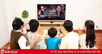 FPT Play đứng đầu Top 5 dịch vụ xem truyền hình trực tuyến tại Việt Nam