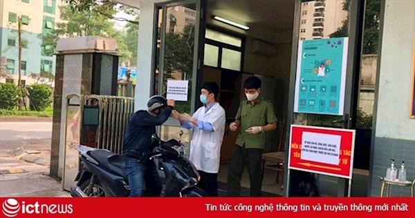 Hướng dẫn khai báo y tế toàn dân, góp phần chung tay đẩy lùi dịch bệnh