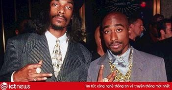 """Theo yêu cầu của Snoop Dogg, nhóm nghệ sĩ sử dụng công nghệ deepfake để """"hồi sinh"""" rapper huyền thoại Tupac"""