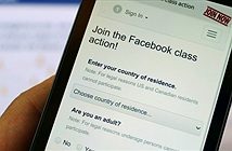 25.000 người dùng kiện Facebook vi phạm quyền riêng tư