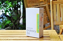 Mở hộp Galaxy S6 chính hãng tại Việt Nam trước ngày mở bán