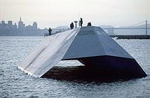 """Mãn nhãn """"ma biển"""" tàng hình đầu tiên của hải quân Mỹ"""