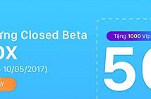 Startup HIP chính thức Closed Beta Upbox, tặng 1000 VIP code miễn phí 50GB
