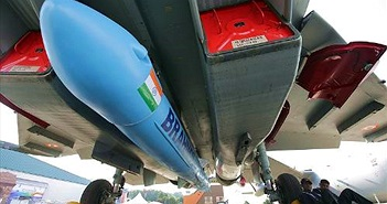 Ấn Độ: Nhiều nước muốn mua tên lửa Bhamos, trong đó có Việt Nam