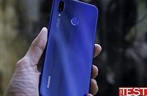 Smartphone tai thỏ Huawei Nova 3e: Kiểu dáng đẹp, hiệu năng tốt