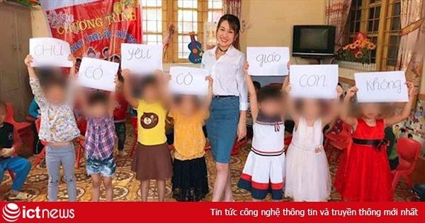 Dân mạng bức xúc khi cô giáo mầm non nhờ học trò 'thả thính hộ'