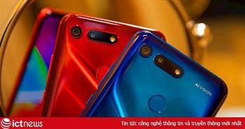 Kết hợp với Honor, Huawei muốn trở thành thương hiệu smartphone số 1 thế giới năm nay