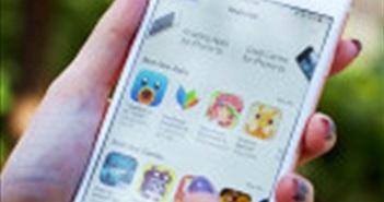 Doanh thu App Store tăng trưởng 15% trong quý 1/2019