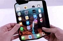 iPhone màn hình gập vừa xuất hiện khiến iFan phát sốt