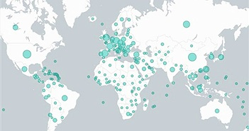 Microsoft: Hacker lợi dụng Covid-19 tấn công mạng mọi quốc gia trên thế giới