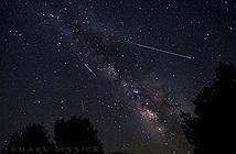 Sự kiện thiên văn thú vị cuối tháng 4