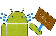 Cách định vị và xóa dữ liệu trên smartphone bị mất