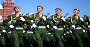 4 khoảnh khắc ấn tượng nhất tại lễ duyệt binh Chiến thắng của Nga