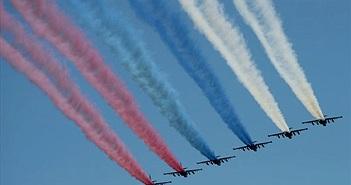 [TOÀN CẢNH] Lễ duyệt binh hoành tráng mừng Ngày Chiến thắng ở Nga
