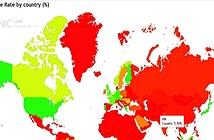 Tỷ lệ người sử dụng IPv6 của Việt Nam đã đạt 1,1%