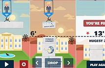 Trump's Wall, trò chơi chế giễu ứng viên tổng thống Mỹ trên iOS